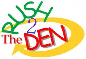 RUSH 2The DEN's logo