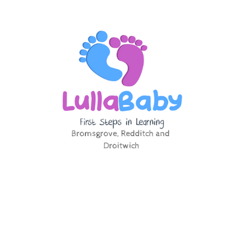 LullaBaby Bromsgrove, Redditch and Droitwich's logo