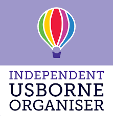 The Little People's Book Club - Independent Usborne Organiser's logo