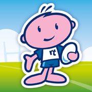 Rugbytots South East Wales's logo