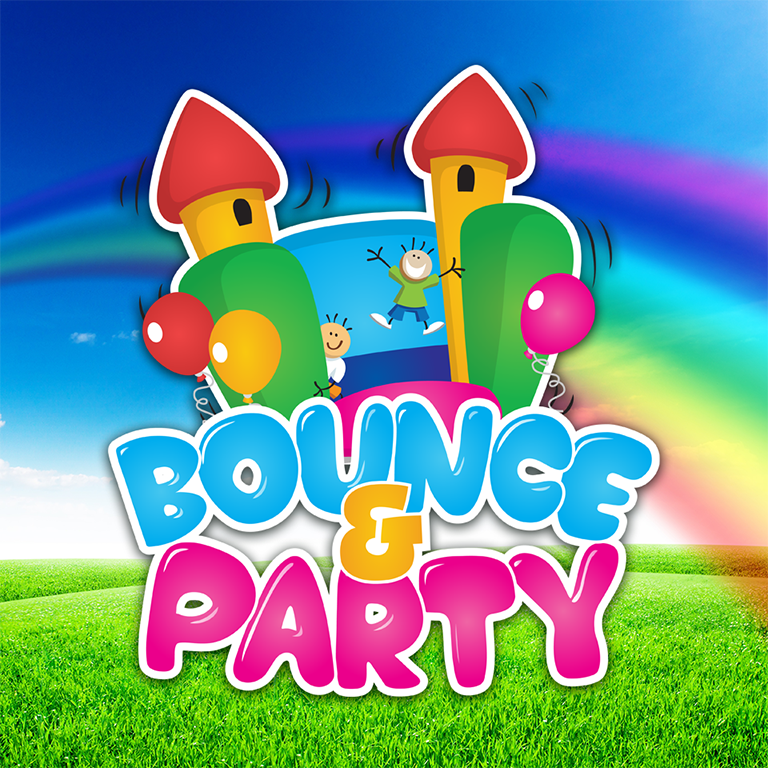 Bounce & Party's logo