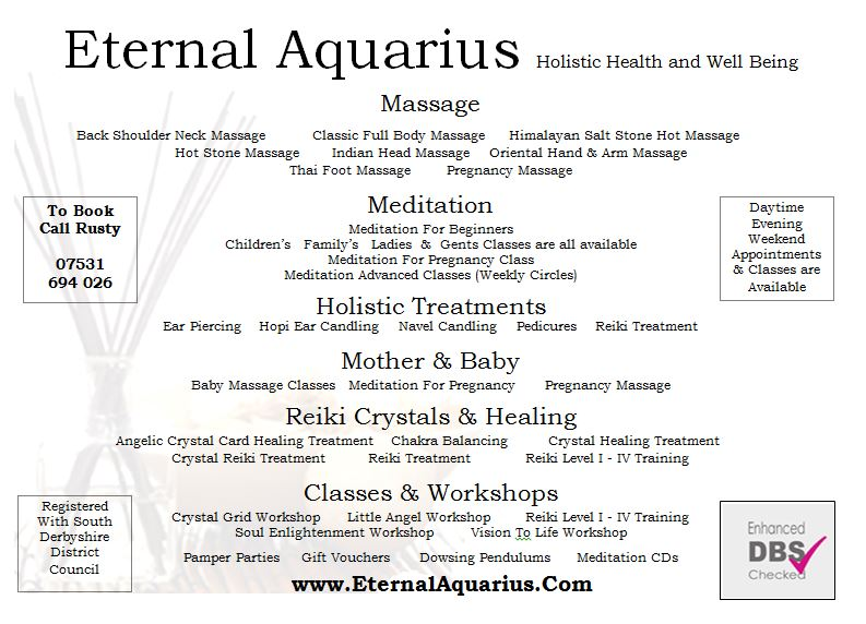 Eternal Aquarius Holistic Health and Well Being's main image
