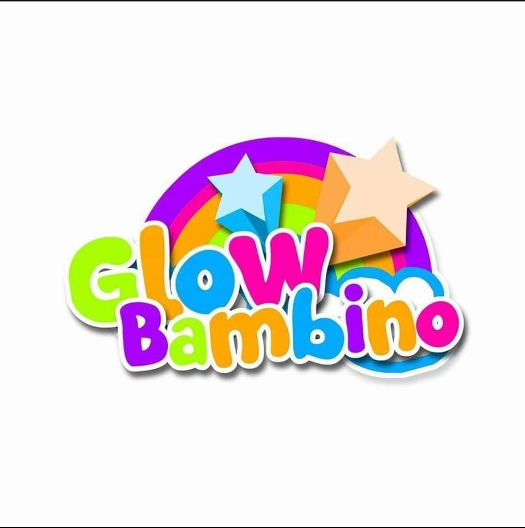 Glow                           Bambino's logo