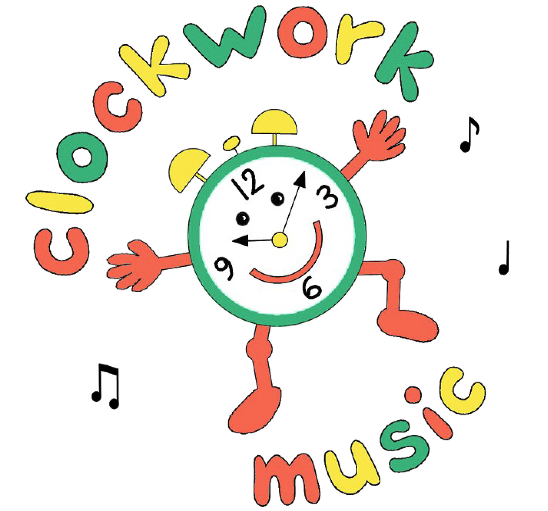 Clockwork Music's logo
