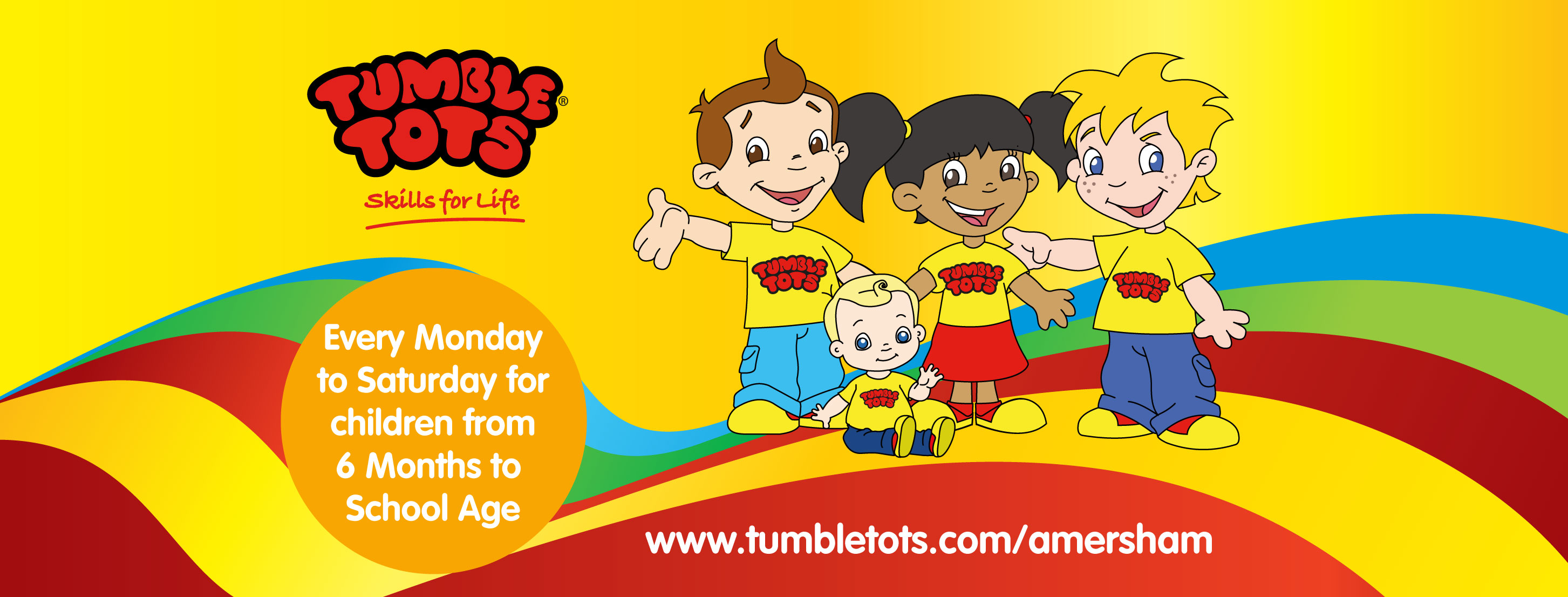 Tumble Tots Amersham Region's main image
