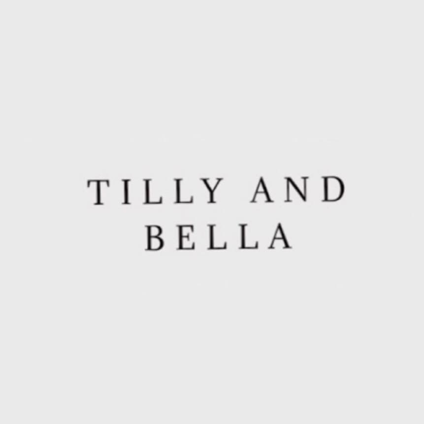 Tilly and Bella's logo