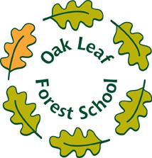Oak Leaf Forest School's logo