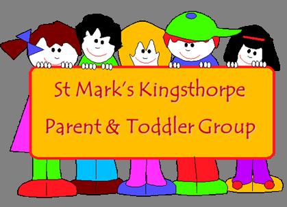 St Mark's Kingsthorpe Parent & Toddler Group's logo