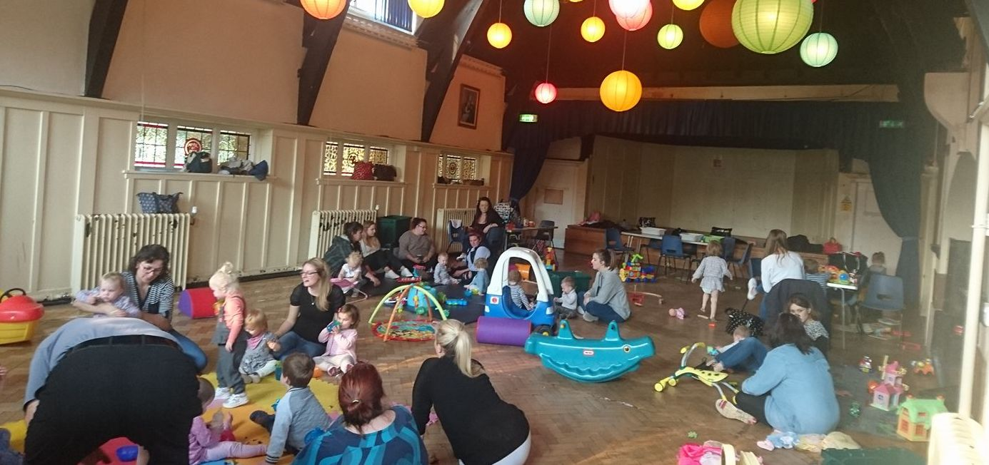 Steeple Claydon Baby and Toddler Group's main image
