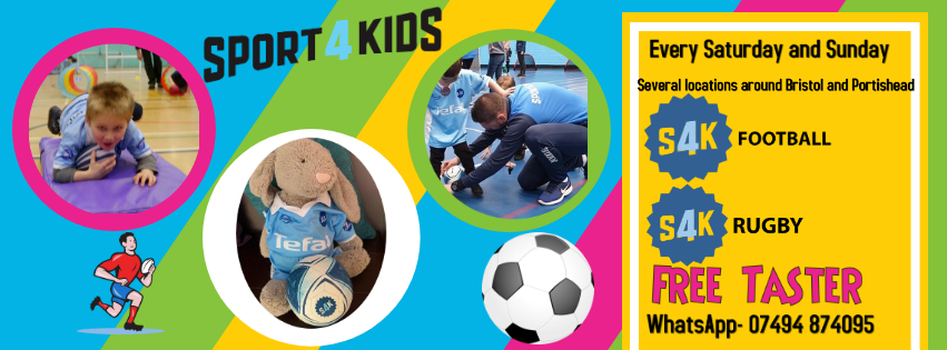 Sport4Kids Bristol, North Somerset and South Gloucestershire's main image