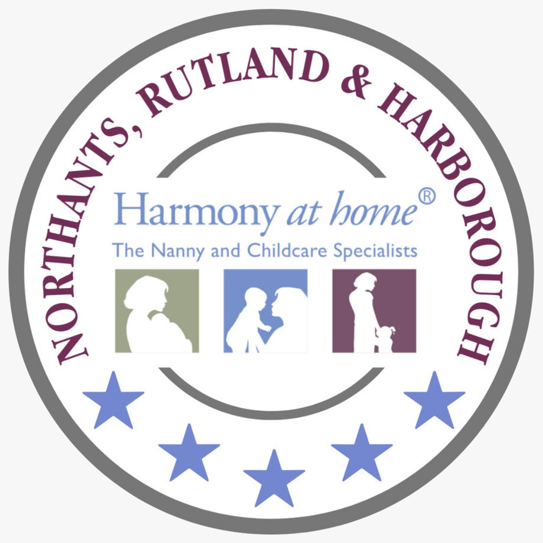 Harmony at Home Northamptonshire, Rutland and Harborough's logo