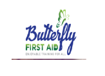 Butterfly First Aid 's logo
