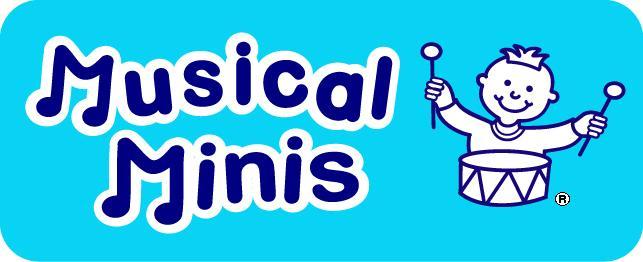 Musical Minis Oxfordshire's logo