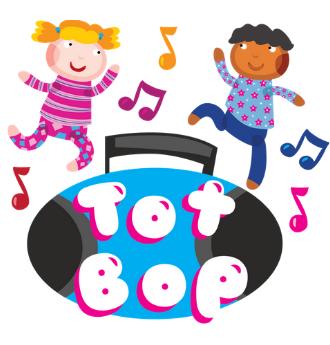 Tot Bop's logo