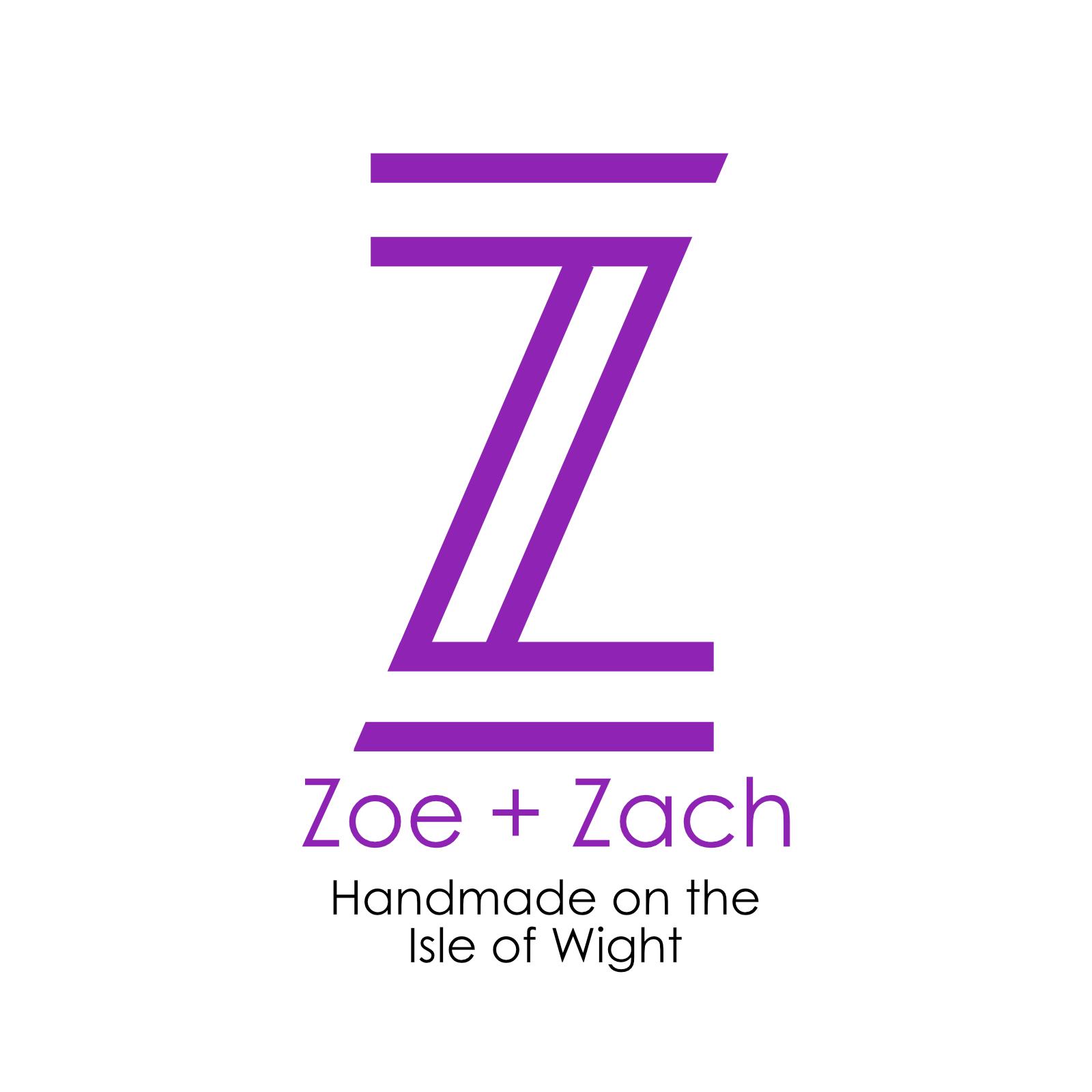 Zoe + Zach's logo