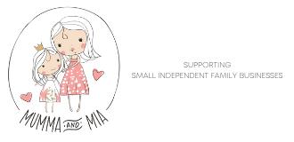 Mumma and Mia's logo