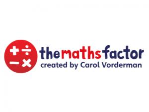 Maths Factor's logo