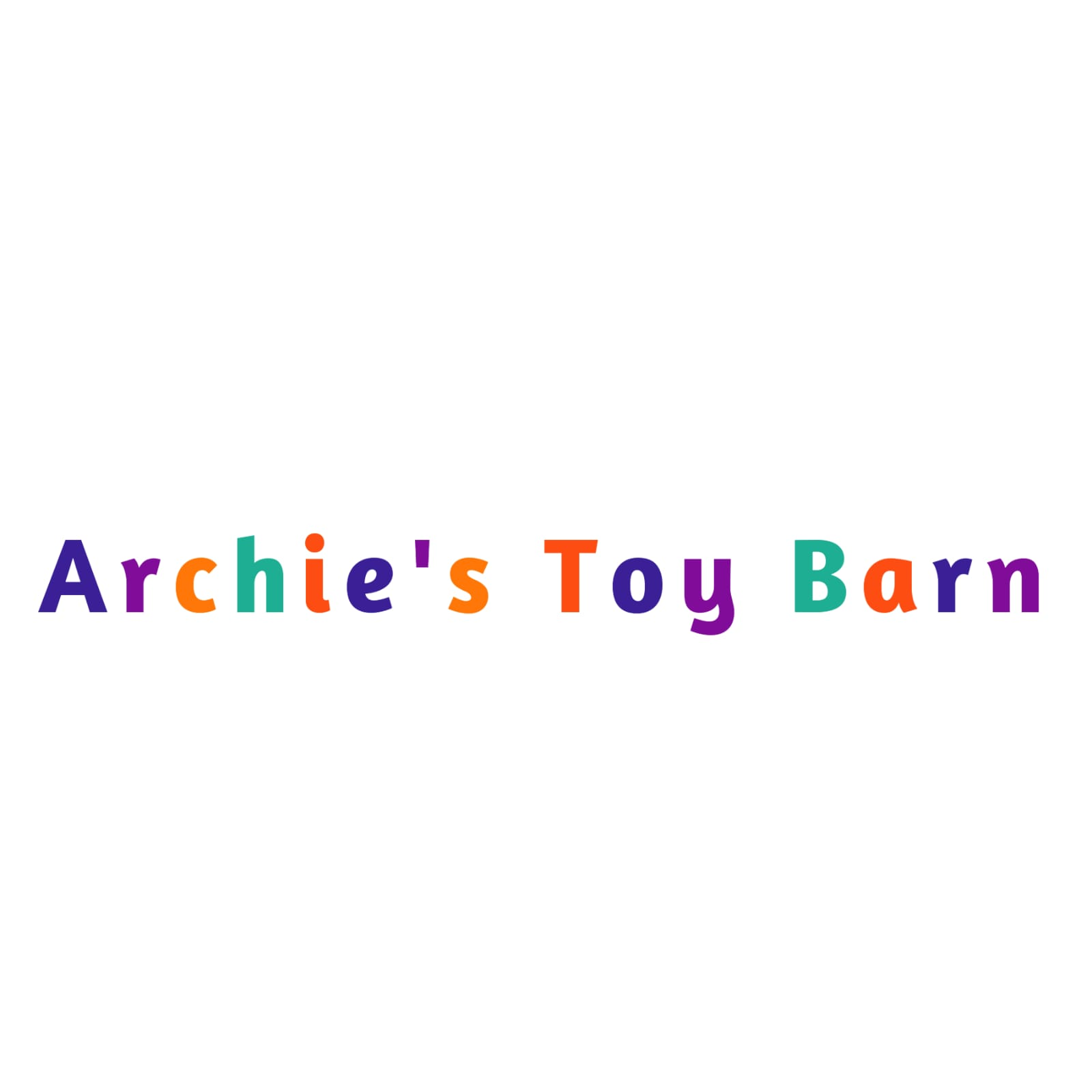 Archie's toy barn's logo