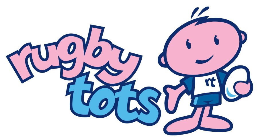 Rugbytots Somerset's logo
