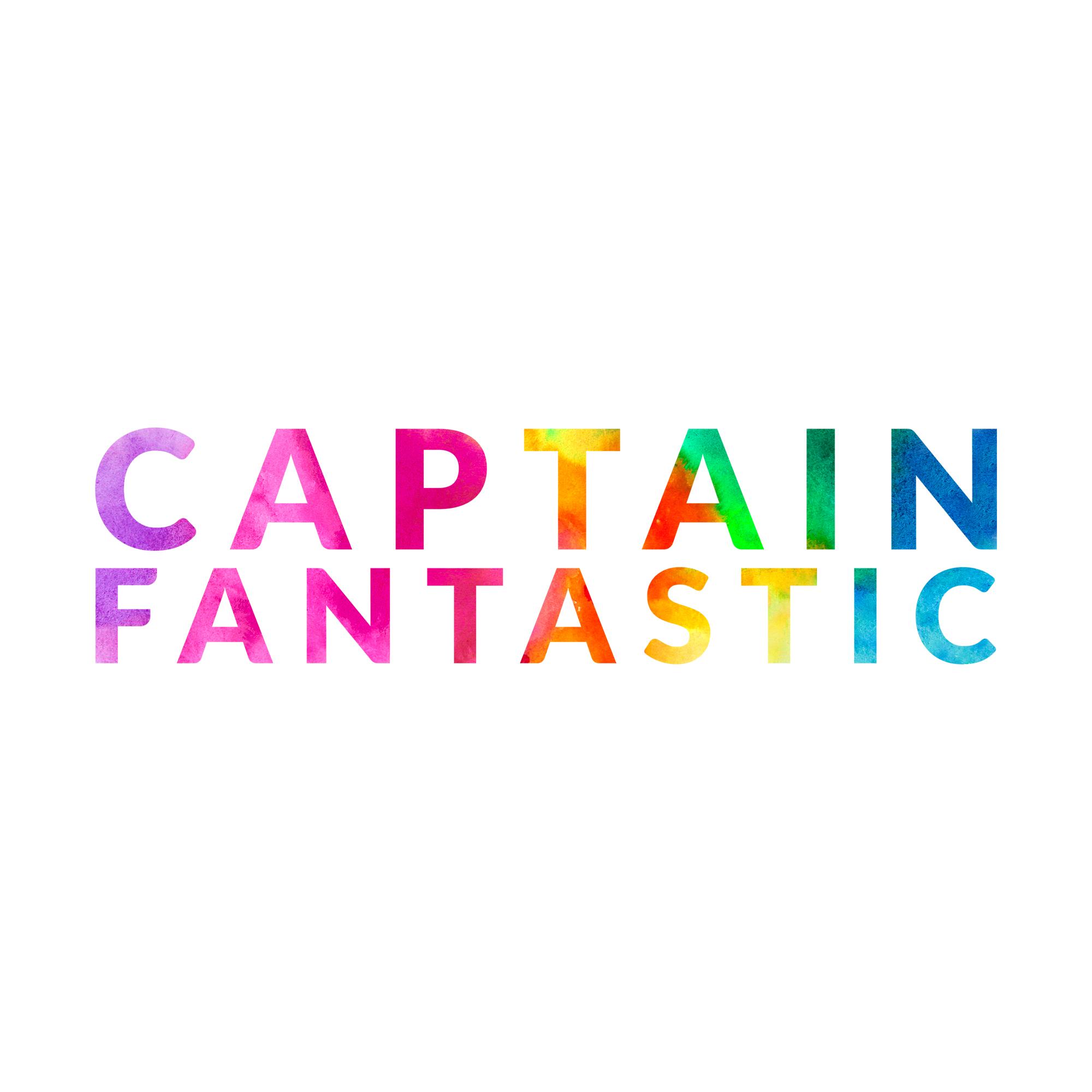 Captain Fantastic Entertainers's logo
