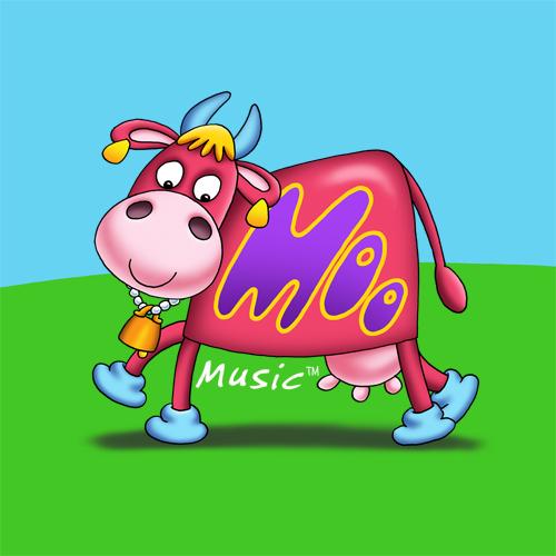 Moo Music Northampton and Wellingborough's logo