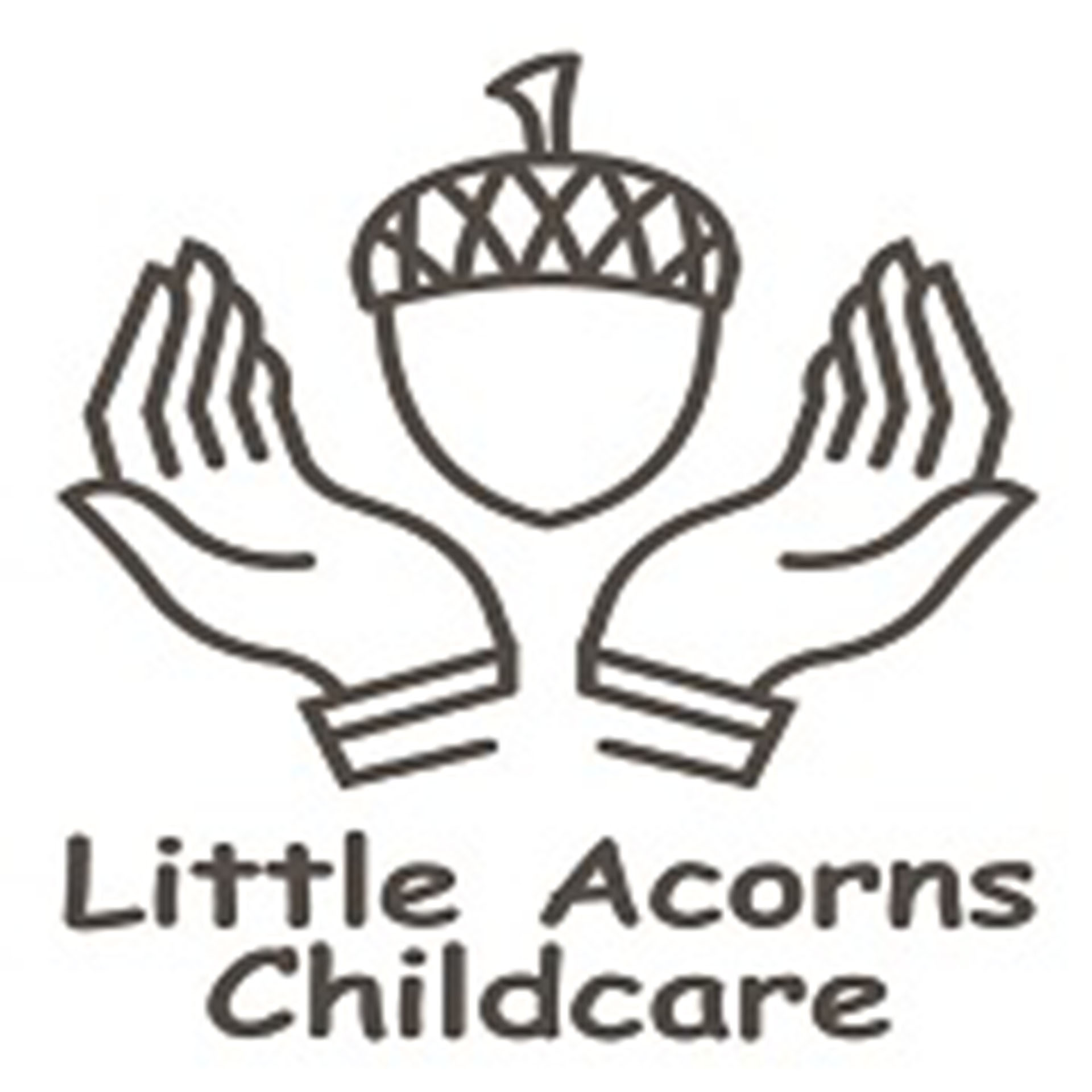 Little Acorns Childcare's logo