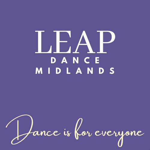 Leap Dance Midlands's logo