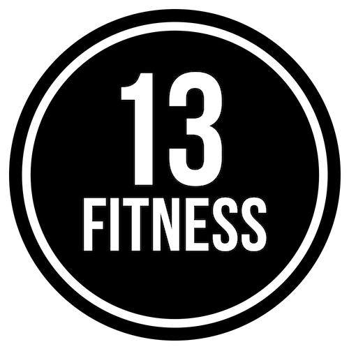 13 Fitness UK's logo