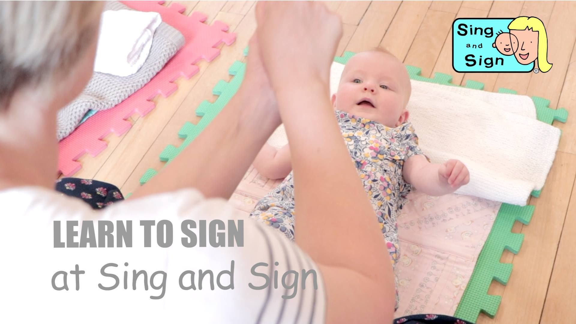 Sing & Sign Baby Signing South Northants, North Bucks & North Oxfordshire's main image