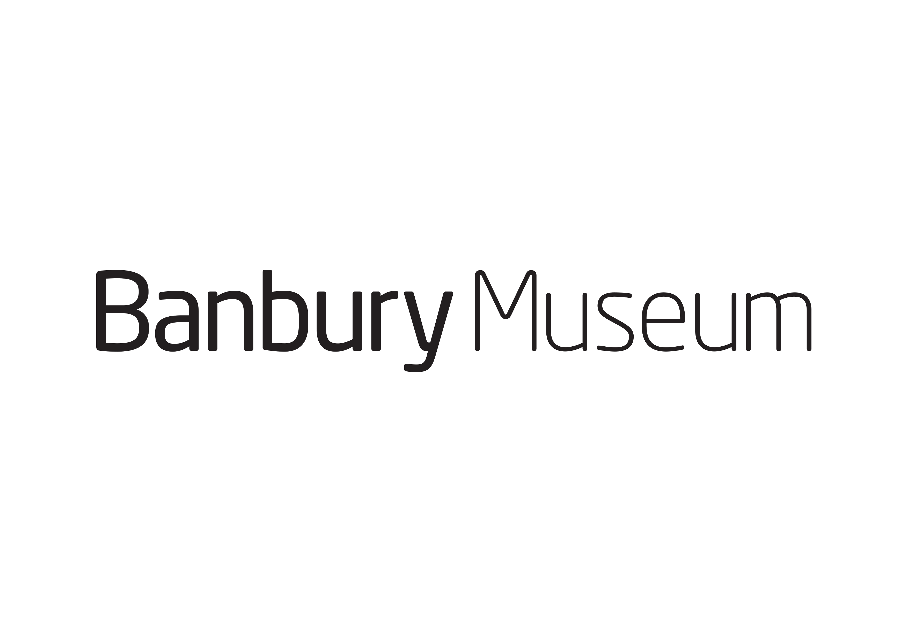 Banbury Museum's logo