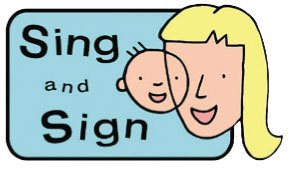 Sing & Sign Baby Signing South Northants, North Bucks & North Oxfordshire's logo