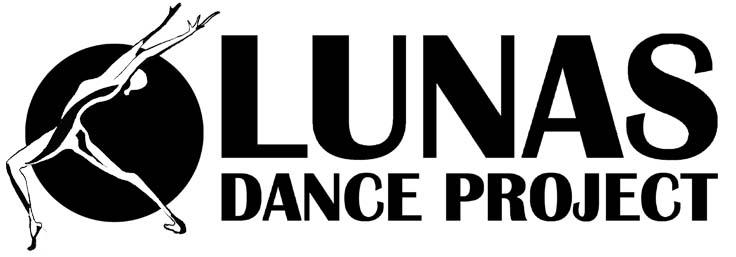 Lunas Dance Project's logo