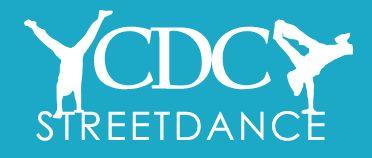 CDC Street Dance's logo