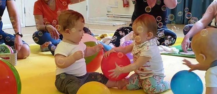 Baby Sensory Northampton's main image