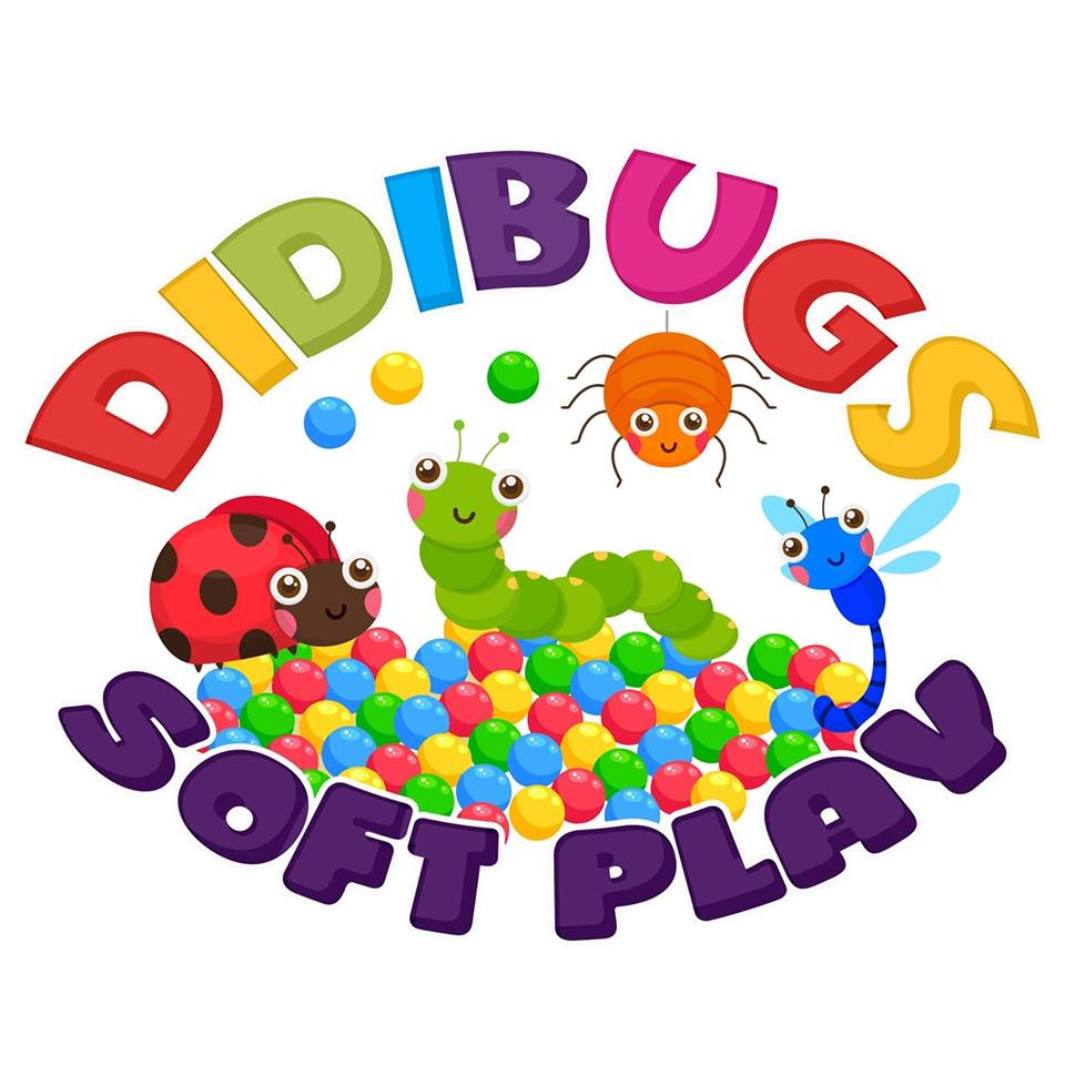 DidiBugs Soft Play's logo