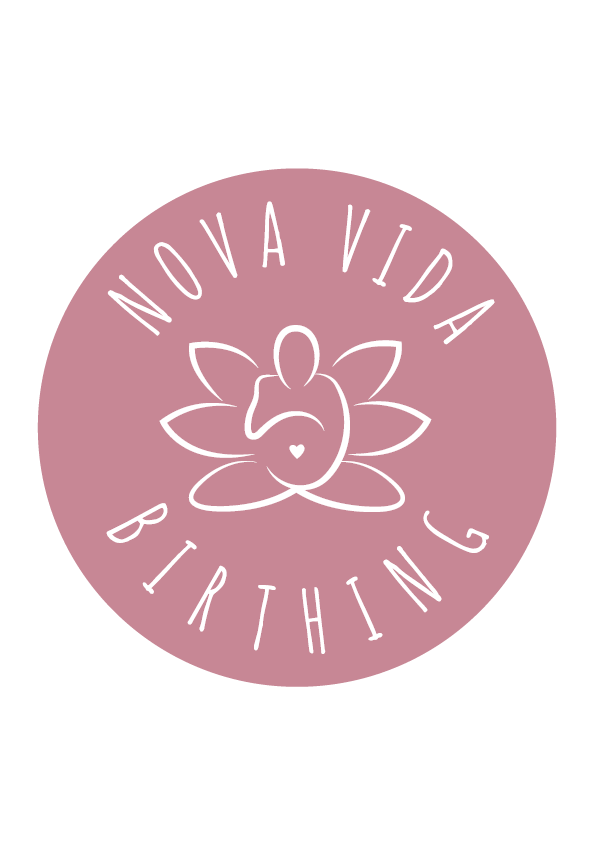 Nova Vida Birthing's logo