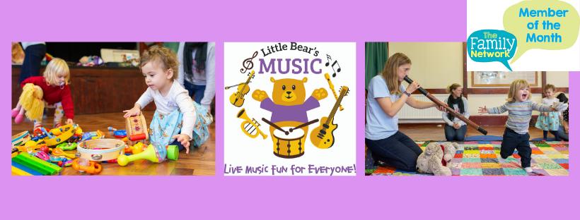 Little Bear's Music's main image