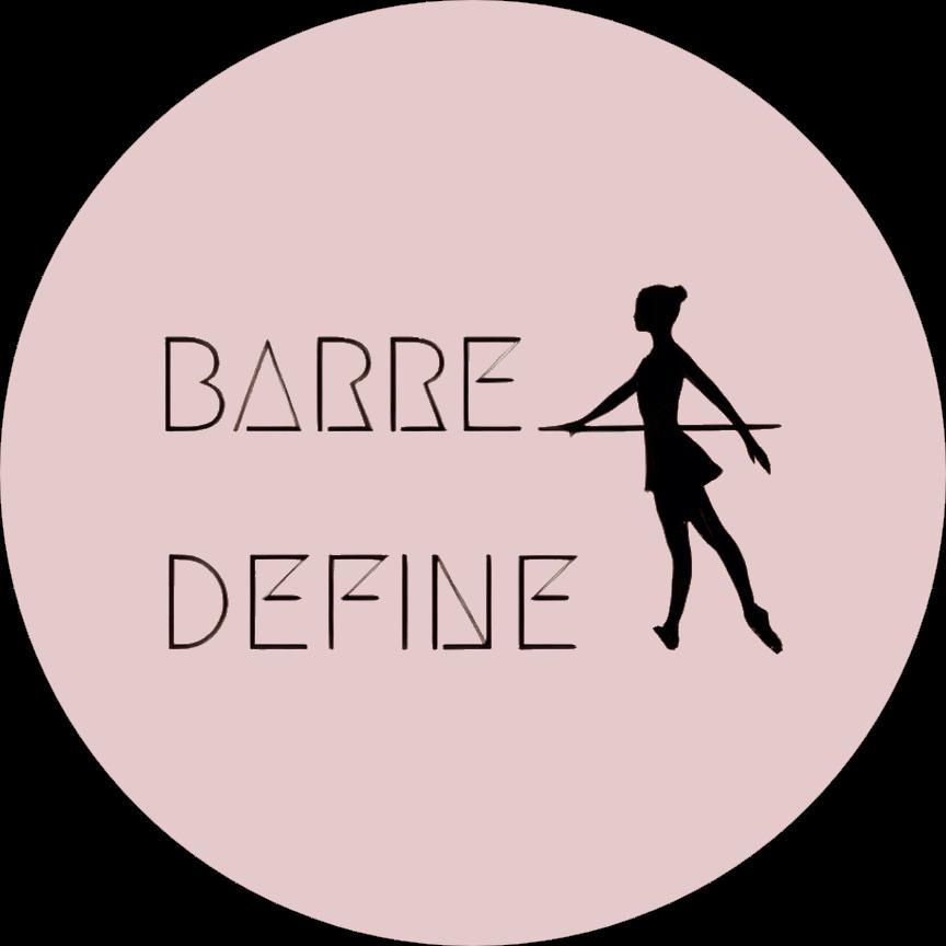 Barre Define's logo