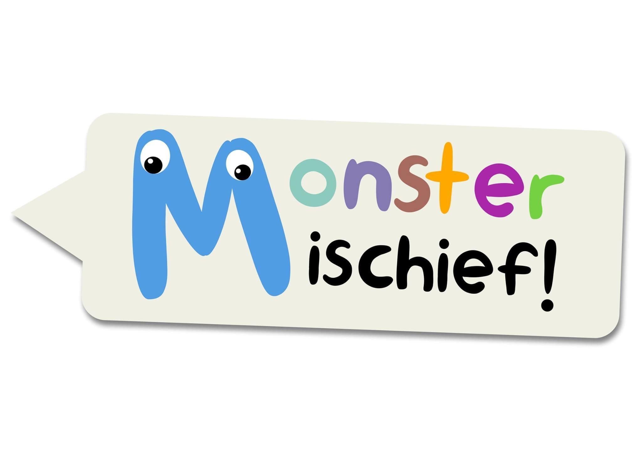 Monster mischief's logo