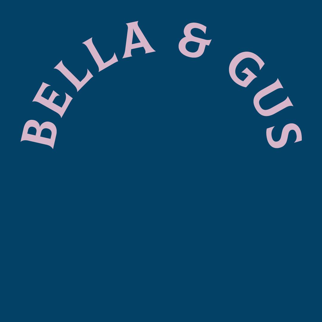 Bella & Gus's logo