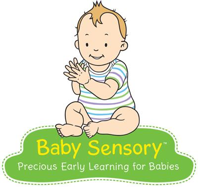 Baby Sensory Gateshead's logo