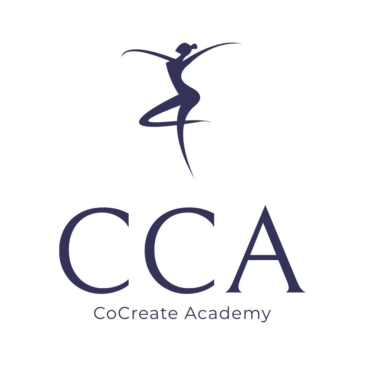 CoCreate Academy: The Creative Arts & Dance Academy's logo
