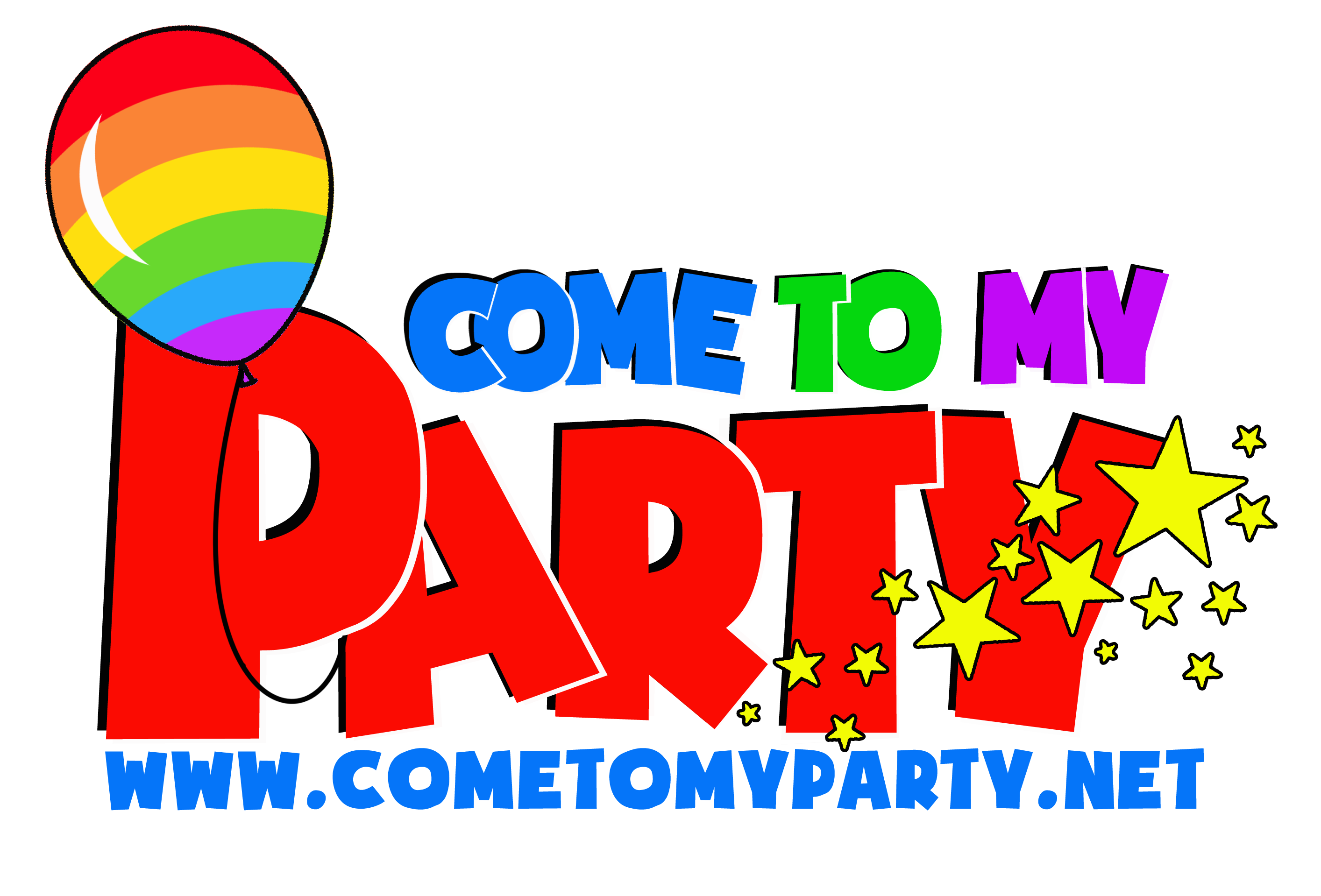 Come To My Party's logo