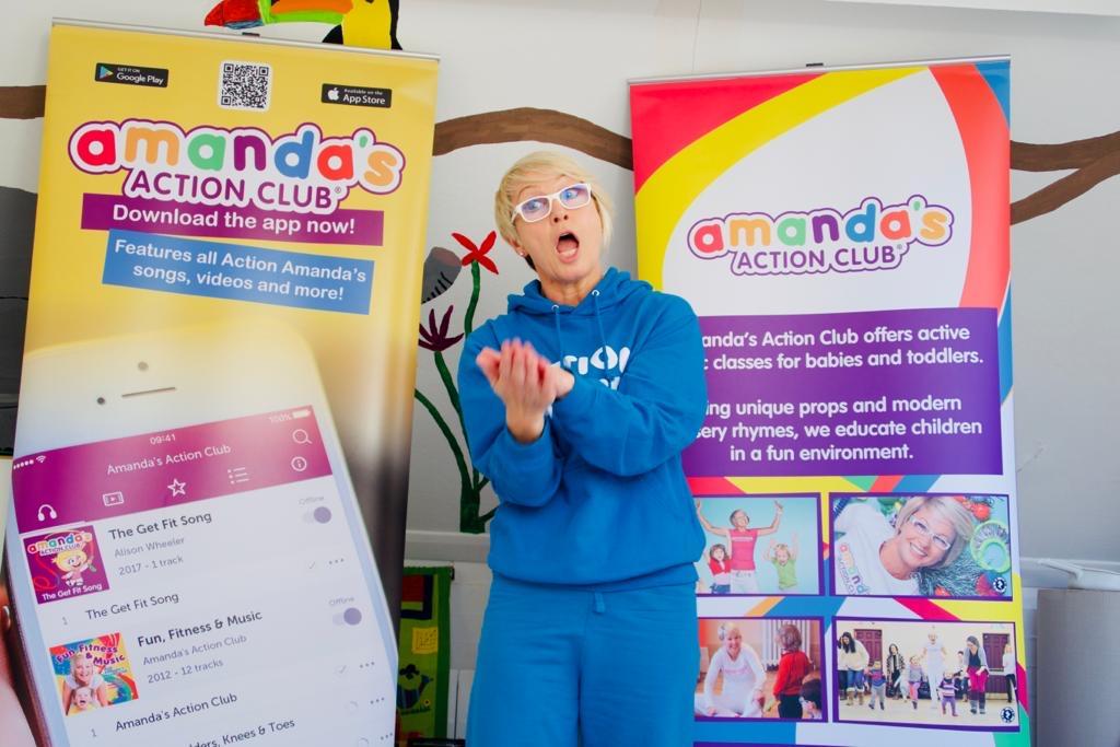 Amanda's Action Club's main image