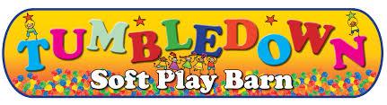 Tumbledown Soft Play and Sensory's logo