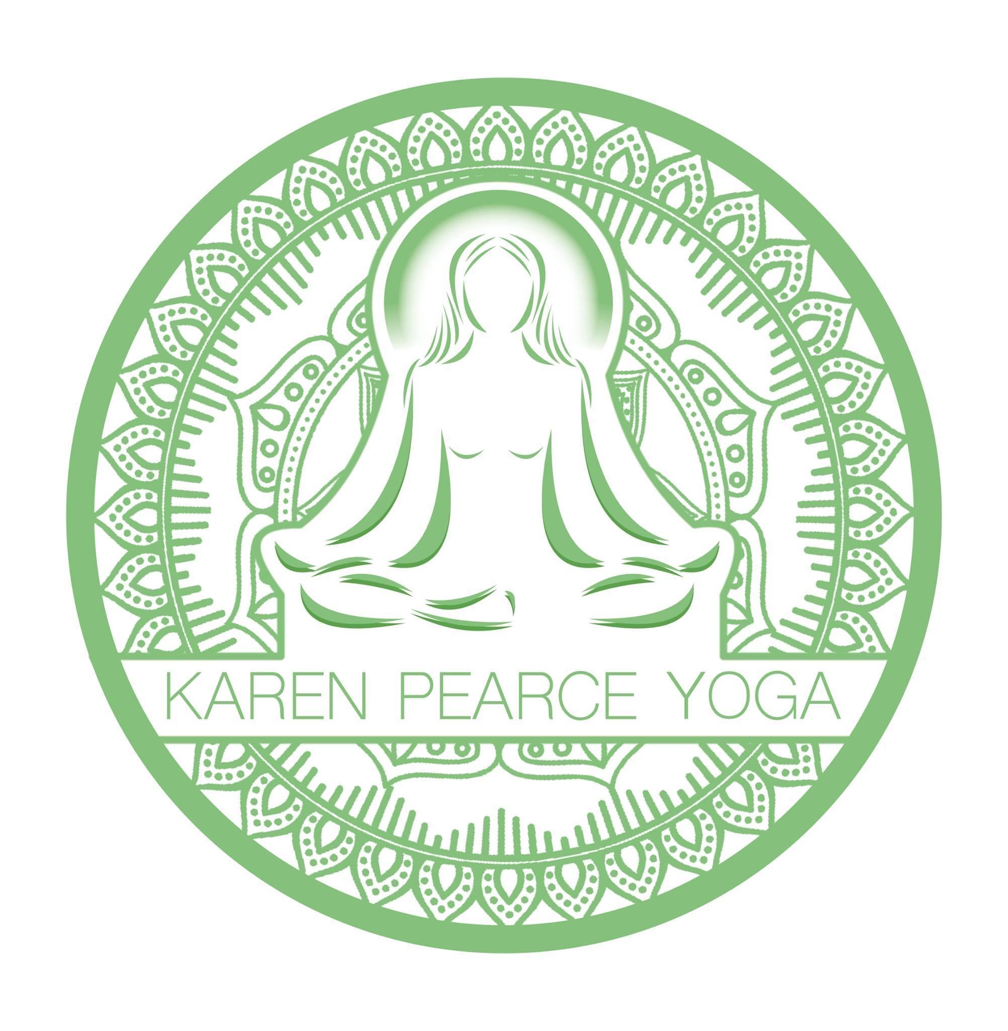 Karen Pearce Yoga's logo