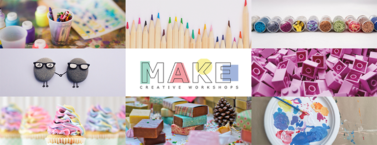 MAKE Creative Workshops Northampton's main image