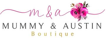 Mummy and Austin Boutique 's logo