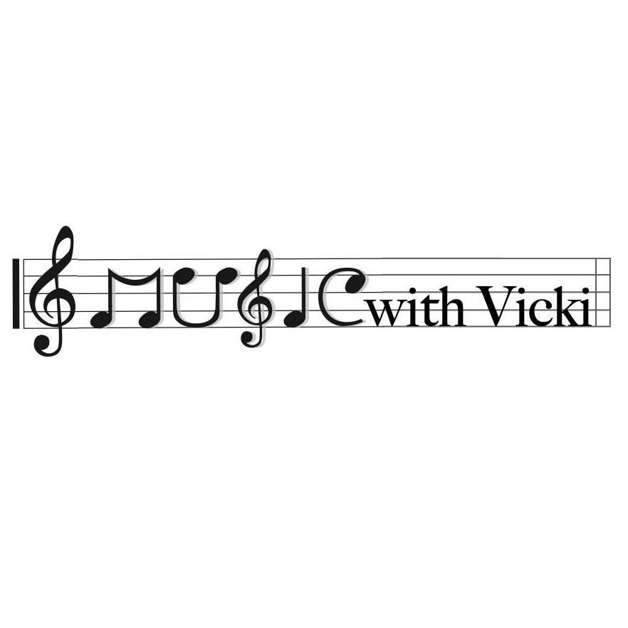 Music with Vicki Earls Barton's logo