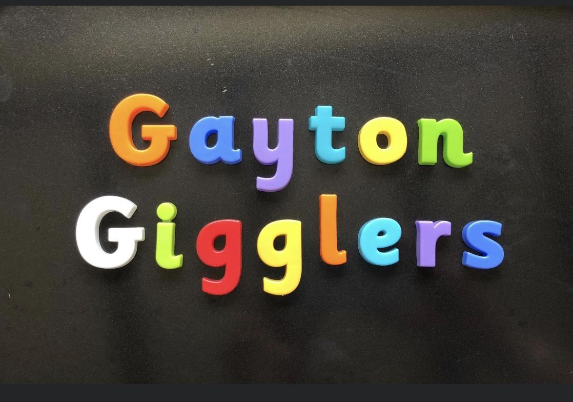 Gayton Gigglers's logo